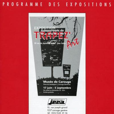 Art à Genève - 1999
