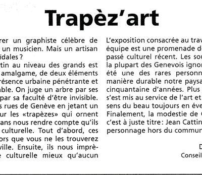 Le carougeois - 1999