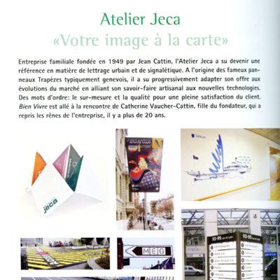 Bien vivre à Genève - 2015