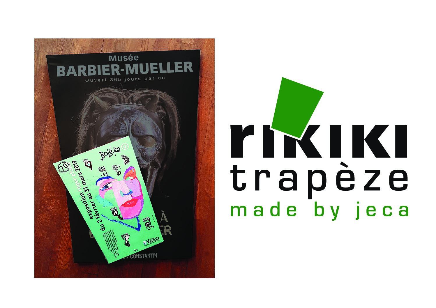 Le Rikiki Trapèze